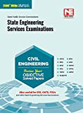 State  Engg. Services Exams Previous  year Objective Solved Papers : Civil Eng ineering