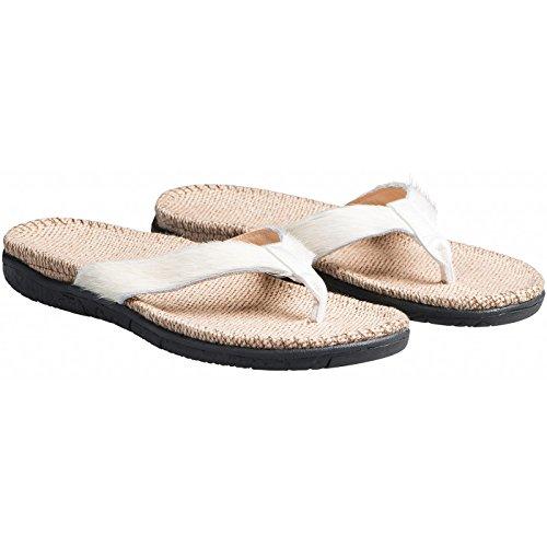 Fellhof Bull Flips, Tongs femme varied - every shoe one of a kind