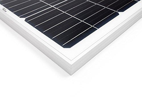 100 Watt 12V Solarmodul Monokristallin SolarXXL – BLACK FRIDAY SPECIAL - 3