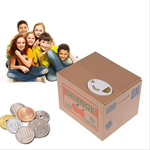RUOXI Hucha Alcancía De Ahorro Caja Banco Cajero