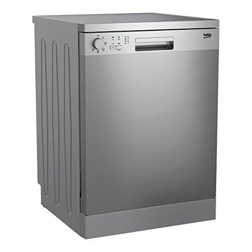Beko DFN05210X Independiente 12cubiertos A+ lavavajilla