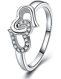 b83aa4fce34d Shared Prong Women s Rings  Buy Shared Prong Women s Rings online at ...