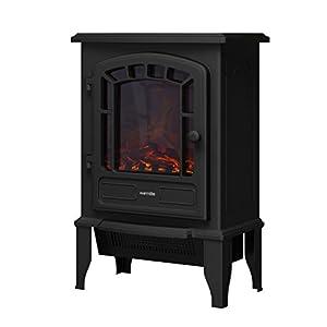 Warmlite Fire Stove, LED Log Flame Effect