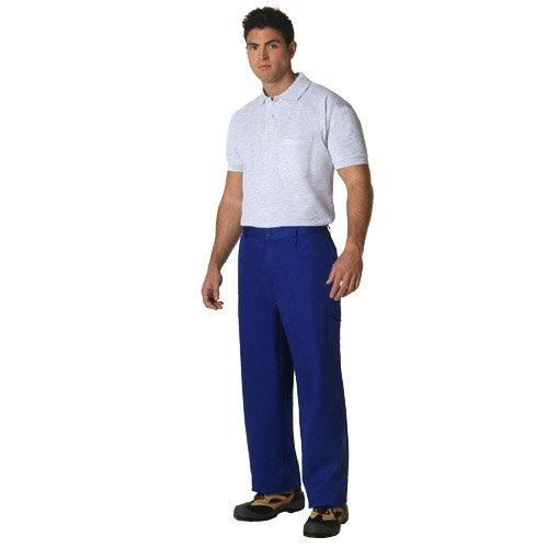 Maurer 15021130-Pantaloni da lavoro, taglia 50, colore: blu