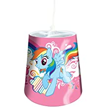 Spearmark My Little Pony pantalla para lámpara de arco iris