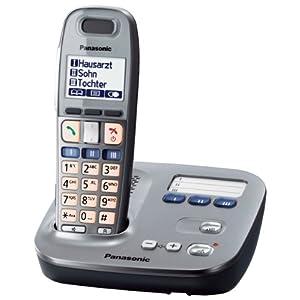 Beste schnurlose Telefone: Panasonic KX-TG6571