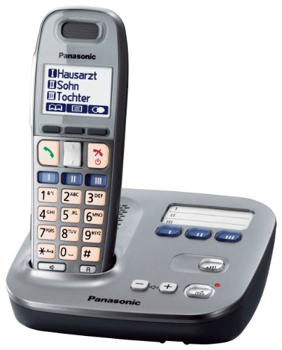 Panasonic KX-TG6571 - Teléfono VOIP