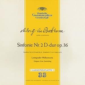Beethoven : Symphonie n° 2 en ré majeur op. 36 ; Concerto pour piano n° 3