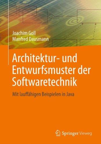 wurfsmuster der Softwaretechnik: Mit lauffähigen Beispielen in Java (Model-view-controller)