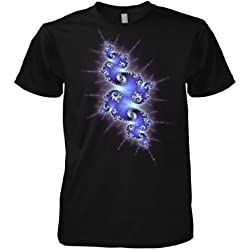 Camiseta Geek. Vida Fractal