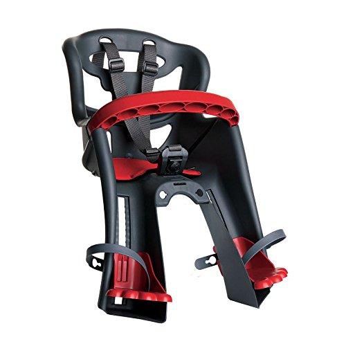 BELLELLI Seggiolino anteriore al canotto Tatoo HandleFix con maniglione grigio (Seggiolini) / Front child safety seat stem mount Tatoo HandleFix with handle grey (Seats)