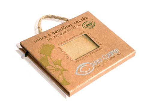 Couleur Caramel Ombre à paupières n°109 feuille d'or 2.5g