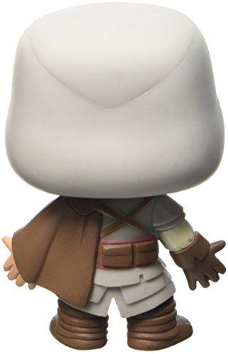 Funko Pop Ezio con traje negro (Assassin's Creed 21) Funko Pop Assassin's Creed