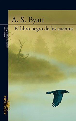 Portada del libro El libro negro de los cuentos (LITERATURAS)