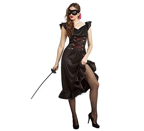 Frau Kostüm Zorro's - Zzcostumes Zorro Fandango Kostüm für Eine Frau