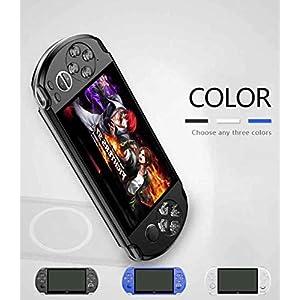 DZSF 5,0 Zoll Großer Bildschirm Handspiel-Konsole Unterstützung TV-Out-Put Mit MP3 / Filmkamera Multimedia Video Game…