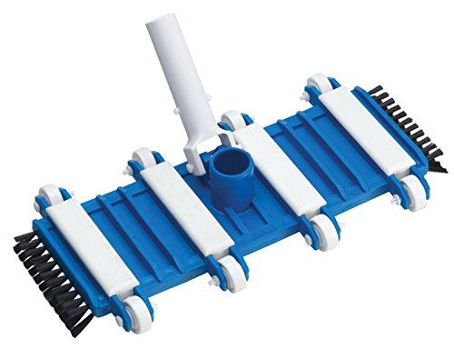 Ocean Blau Wasser Produkte Flexible Vakuum Head mit seitlichen Bürsten -