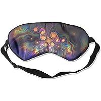 Art Multicolored Pattern Sleep Eyes Masks - Comfortable Sleeping Mask Eye Cover For Travelling Night Noon Nap... preisvergleich bei billige-tabletten.eu