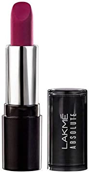 Lakmé Absolute Matte Revolution Lip Color, 205 Mauve Me, 3.5 g