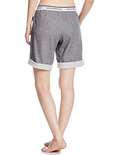 Emporio Armani Damen Loungewear Short Grau (GRIGIO MELANGE 00048)