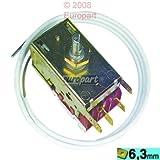 Thermostat Ranco K57L5807 Original AEG Electrolux Juno Küppersbusch 226214101 für Kühlschränke