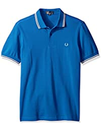 Fred Perry - Polo Fpmm3600 E12 Bleu