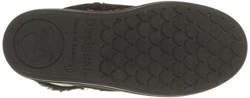 Desigual Bolimania Pop Winter, Bottes Motardes Fille Noir (Negro 2000)