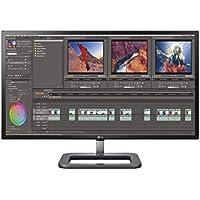 LG Electronics 31MU97Z-B.AEU 78,7 cm (31 Zoll) Monitor (4K Display, 2 x Thunderbolt, 2 x DisplayPort, 2 x HDMI, Mini DisplayPort, 5ms Reaktionszeit)