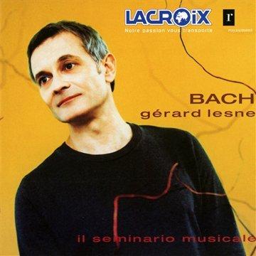 Bach - Gérard Lesne