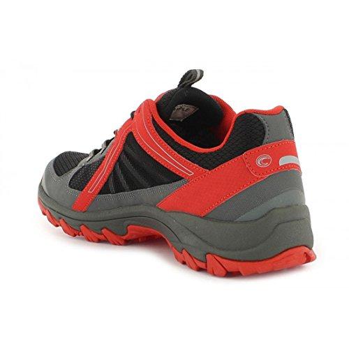 CHIRUCA ,  Scarpe da camminata ed escursionismo uomo rosso
