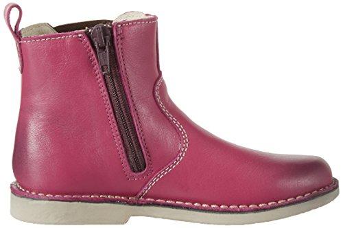 Ricosta Mädchen Denisa Chelsea Boots Pink (Fuchsia)