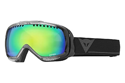 Dainese Goggles Vision Air, Schwarz/Grün, One size, 4999837