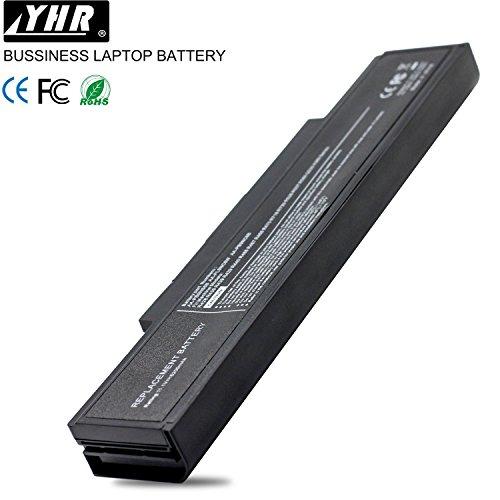 YHR 5200mAh AA-PB9NC6B AA-PB9NS6B Laptop Akku für Samsung AA-PB9MC6W AA-PB9NC6W AA-PB9MC6B AA-PB9NS6W P410 NP300E5A NP300V5A R580 R519 R510 R540 R505 Q210 R428 R460 R530 R730, 11,1V 6 Zellen Notebook Batterie