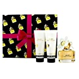Marc Jacobs Daisy femme/woman, Geschenkset (Eau de Toilette, 50 ml plus Shower Gel, 75 ml plus Body Lotion, 75 ml), 1er Pack (1 x 1 Stück)