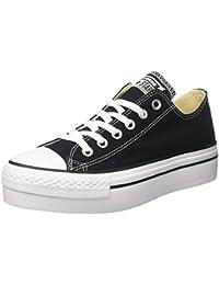 Converse, A/S Ox Platform Canvas, Sneaker, Donna