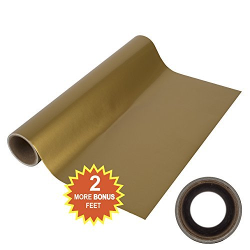 angel-crafts-12-by-8-gold-self-adhesive-vinyl-roll-with-thick-core-for-best-cutting-memory-for-cricu