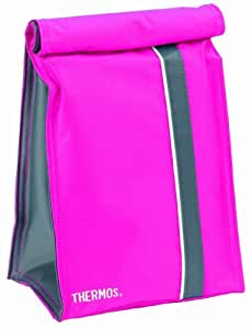 Thermos Cool Fresh Roll Top Lunch Sack, Pink