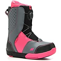 Niños Snowboard Boot K2Cat–Botas para Snowboard, Color Negro, tamaño 7