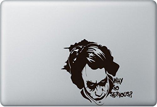 Joker Aufkleber MacBook Air Pro Sticker Decal Apple (13 Zoll)