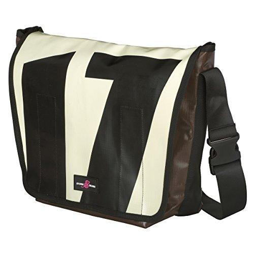 Sturm & Drang Large Messenger Bag LKW-Planen Taschen Schultertasche Uni Schule