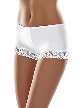 Merry Style Bóxer Bragas de Encaje Shorty Sexy Ropa Interior Mujer MSGAB55