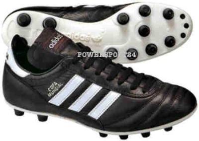 Adidas Copa Mundial FG - Schwarz