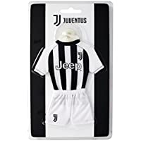 Juventus Turin - Mini Kit Autotrikot mit Saugnapf Home Saison 2017/18 - ca. 17 cm