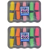 Store2508® Soft Foam Earplugs for Noise Reduction. Travel Pack. Set of 2 Boxes.