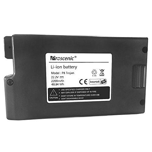 Proscenic P8/P8 Plus Batterie Supplémentaire