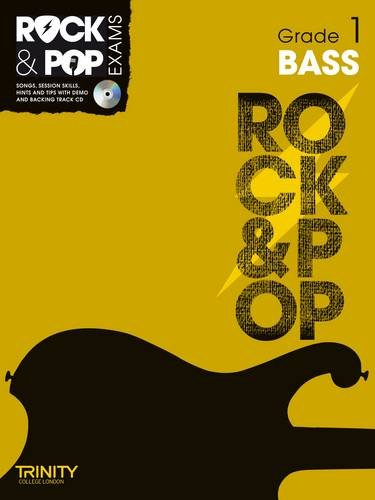 Trinity Rock & Pop Exams: Bass Grade 1