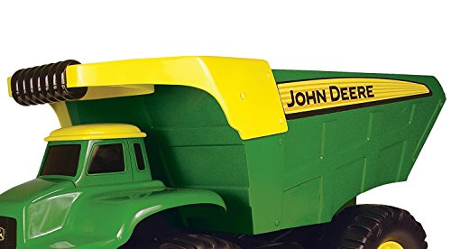 Tomy Ertl John Deere Big Scoop Dump Truck