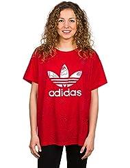adidas Mujeres Ropa superior / Camiseta AOP Boyfriend