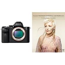 Sony ILCE7M2KB con objetivo 28-70mm y libro de Adobe Photoshop Lightroom CC / Lightroom 6 (inglés)