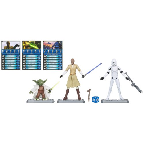 Star Wars The Clone Wars Battle Packs-Stop The Zillo Beast Set (Wars Star Wars Clone Pack Battle)